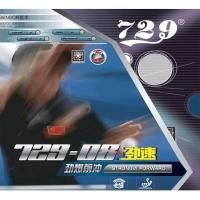友谊729 729-08劲速 前冲弧圈型 乒乓球内能反胶套胶