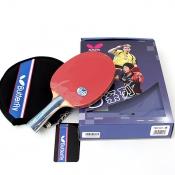 蝴蝶TBC501乒乓球成品拍正品 横拍/直拍 赠拍套