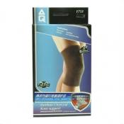 美国AQ护具 AQ1751护膝 纳米竹碳纤维膝部护套 保暖防拉伤 羽毛球