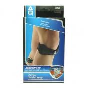 美国AQ护具 AQ5051护膝 髌骨加压带保护带髌骨带 羽毛球网球篮球