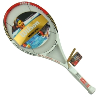 Wilson Pro Staff Six.One 100 费德勒 网球拍 T7104