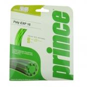 王子Prince Poly EXP 16网球线 硬线 新型软聚酯