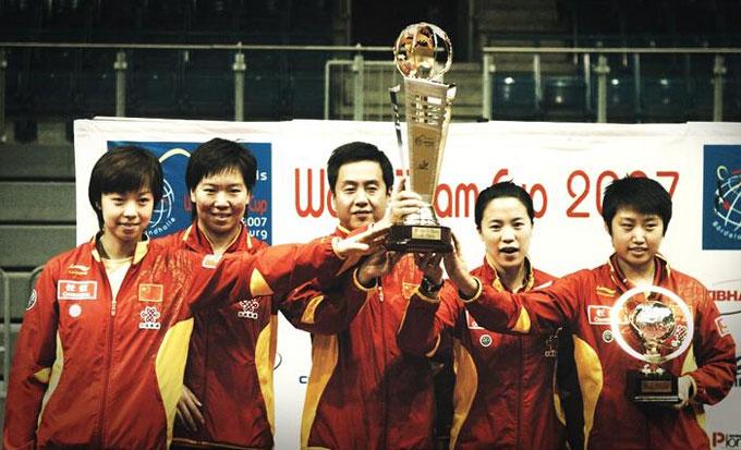 2015年乒乓球迪拜团体世界杯比赛赛程 比赛时间 比赛直播
