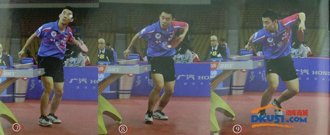 乒乓球发球技术:解析陈建安和闫安高抛发短球!