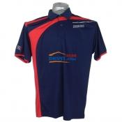 DONIC多尼克 83643 藏蓝款全涤乒乓球服短袖T恤