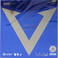 骄猛XIOM蓝V 唯佳中国VEGA 白金V反胶乒乓球套胶 79-024