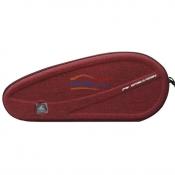 LINING李宁ABJL022 6六支装 双肩羽毛球拍包 酒红色款