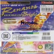 NITTAKU尼塔库火凤凰软型 Renanos Bright NR-8545乒乓球套胶