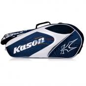 Kason凯胜 FBJK026-3 羽毛球拍包 6支装羽毛球包 深蓝