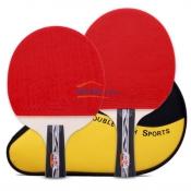 双鱼 3D 乒乓球拍 成品拍 (单只装送拍套)