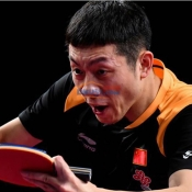 LINING 李宁 AAYN175-1 男款国家队专业乒乓球服 2018世乒赛款