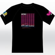 Butterfly蝴蝶 BWH-822 乒乓球T恤 2018世乒赛限定款