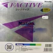 Nutaku尼塔库 FACTIVE NR - 8720 轻而弹乒乓球胶皮 紫色海绵