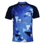 STIGA斯帝卡 CA-73121 蓝色款专业印花乒乓球比赛服